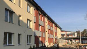 Read more about the article Jelgavas 2. internātpamatskolas rekonstrukcija | otrā kārta